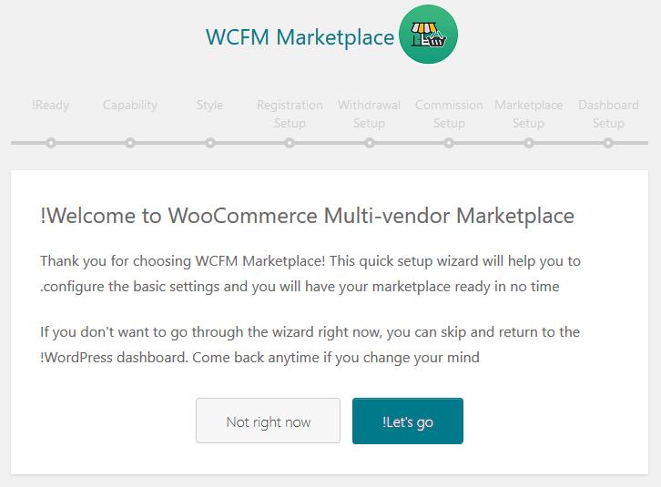 ایجاد چند فروشندگی در ووکامرس با افزونه WCFM Marketplace